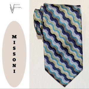 Missoni for Target Silk Necktie
